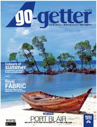 Go Getter Magazine Advertisement