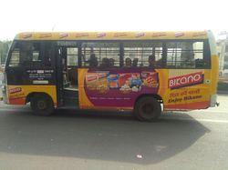 RTV Bus Advertising in Delhi