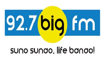 Advertising in 92.7 BIG FM