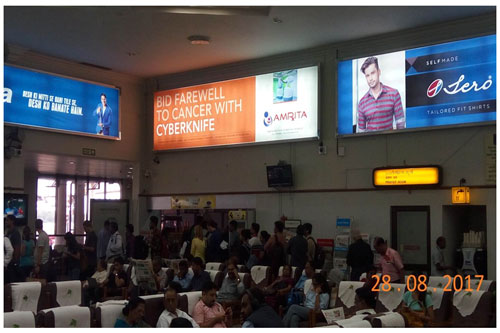 Airport Advertising Company Chandigarh