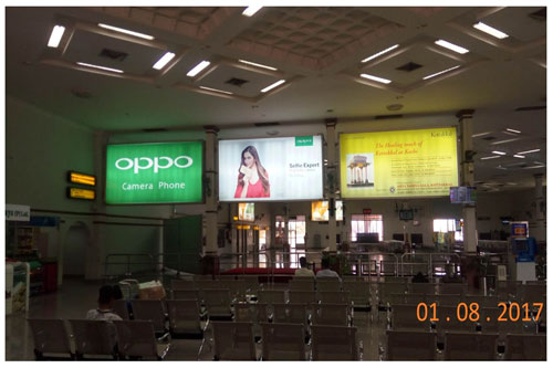 Chandigarh Airport Advertising Rates