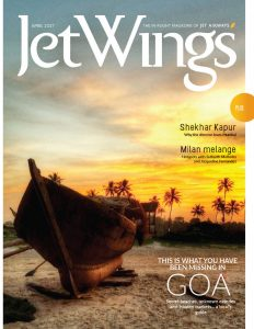 Jetwings Magazine Advertisement