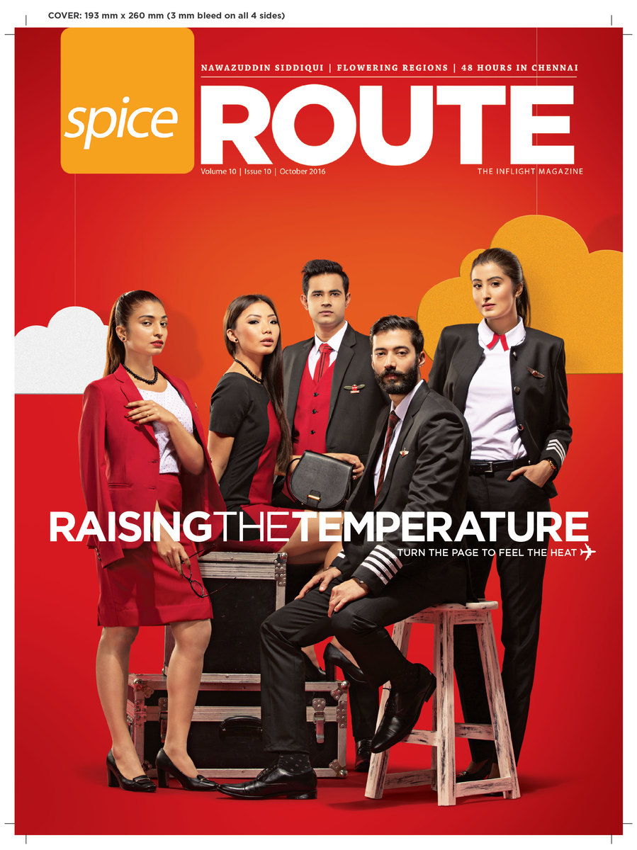 Spice Route Inflight Magazine Contact Number