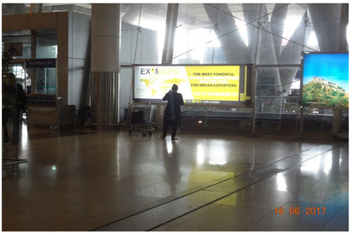 Bangalore Airport Advertising Agency