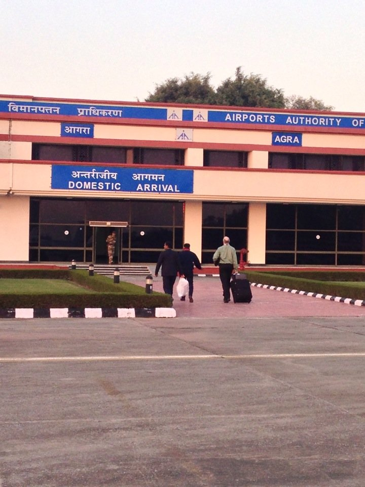 Airport Advertising Agencies in Agra