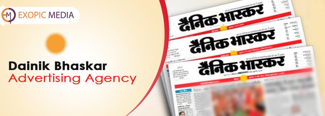 Dainik Bhaskar Advertising Agency