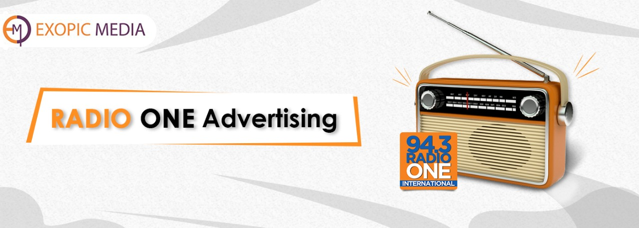 Radio One Advertising Agency in India