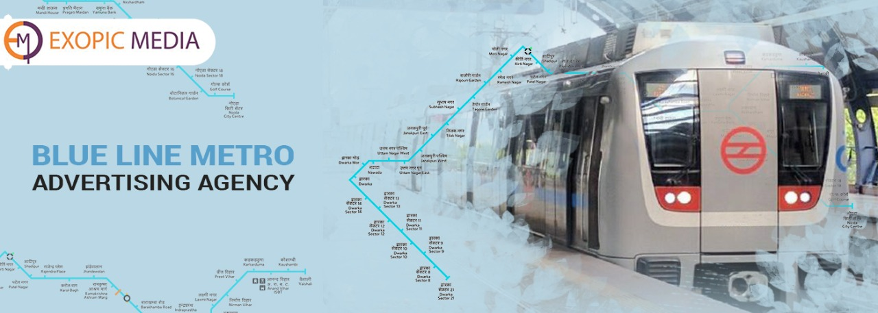 Blue Line Advertising Rates