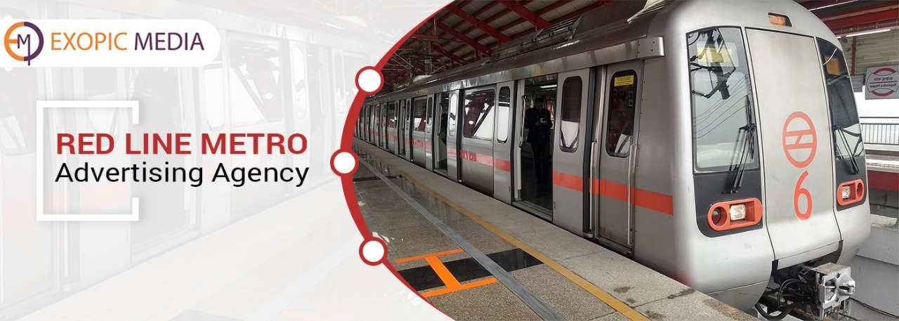 Red Line Advertising Rates
