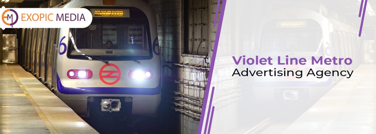 Violet Line Advertising Rates