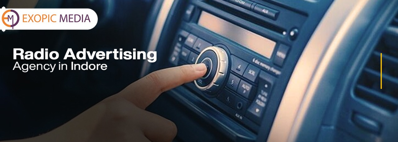 Radio Advertising Agency in Indore